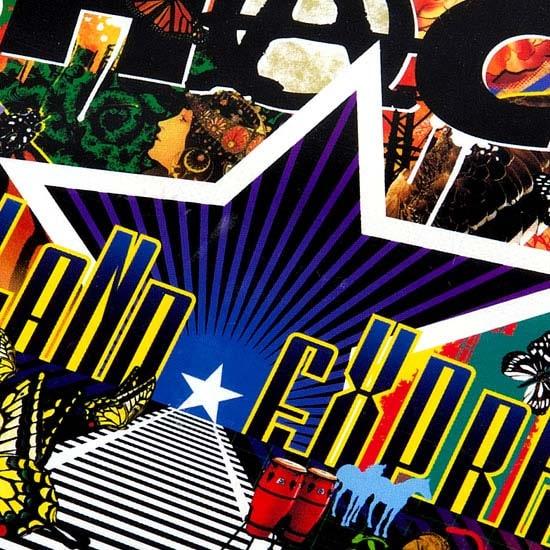 """SHACHI """"STARLAND EXPRESS"""" CDジャケット"""